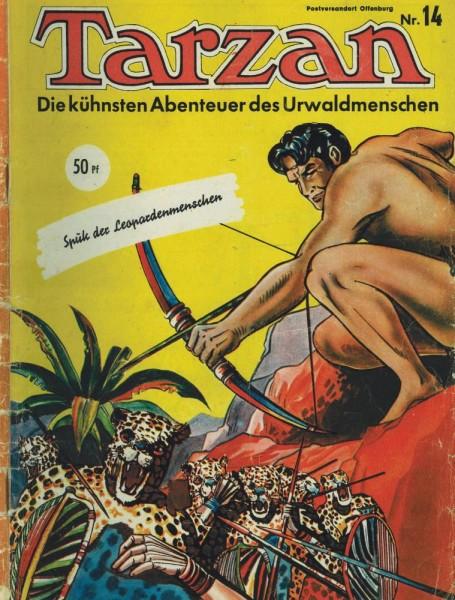 Tarzan 14 (Z2-), Mondial