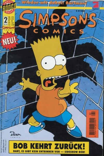 Simpsons Comics 2 (Z1-), Panini