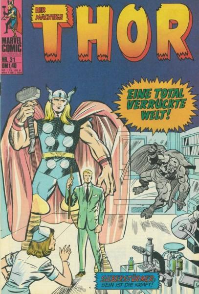 Thor 31 (Z1-2), Williams
