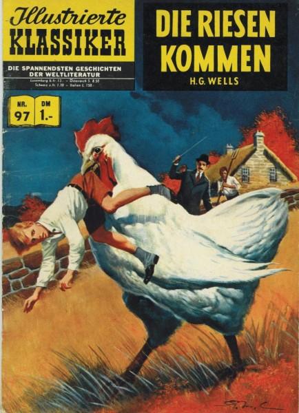 Illustrierte Klassiker 97 (Z1-2 HLN94), bsv