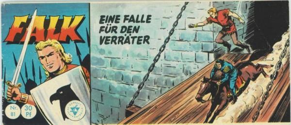 Falk Piccolo 81 (Z1), Lehning