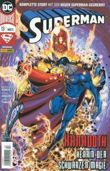 Superman (2019) 13, Panini