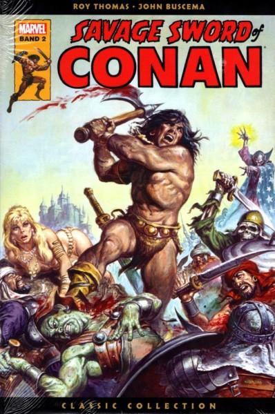 Savage Sword of Conan Classic Collection 2, Panini