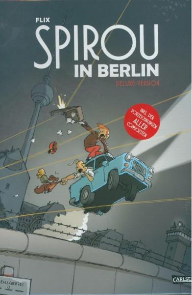 Flix - Spirou in Berlin Luxusausgabe, Carlsen