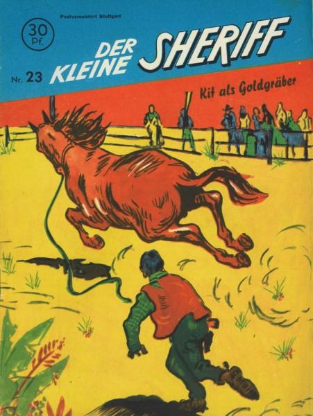 Der kleine Sheriff 23 (Z1-2), Mondial