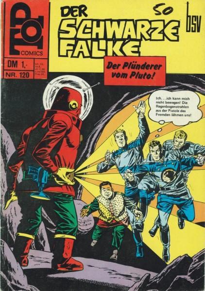 Top Comics - Der schwarze Falke 120 (Z1-2, SZ), bsv