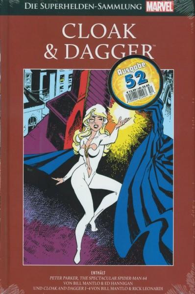 Die Marvel Superhelden-Sammlung 52 - Cloak & Dagger, Panini