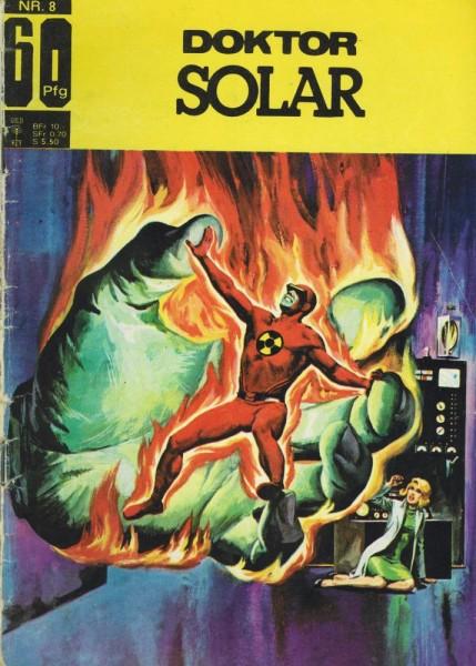 Doktor Solar 8 (Z2-3), bsv