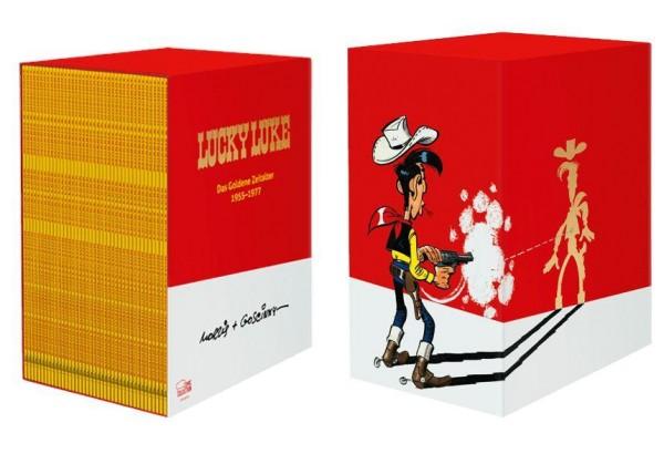 Lucky Luke - Das Goldene Zeitalter (1955-1977), Ehapa