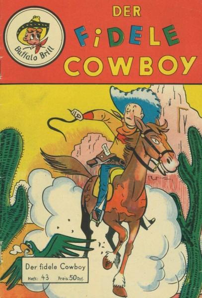 Der fidele Cowboy 43 (Z1-2), Semrau