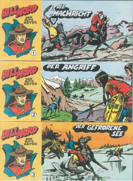 Bill Nord der rote Reiter 1-18 (Z0), CCH