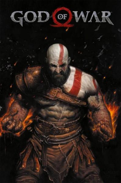 God of War (Variant-Cover), Cross Cult
