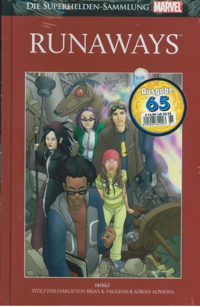Die Marvel Superhelden-Sammlung 65 - Runaways, Panini
