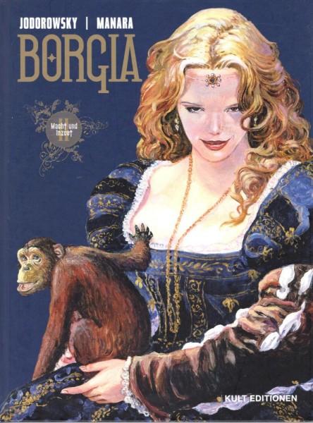 Borgia 2 (Z0-1, 1. Auflage), Kult