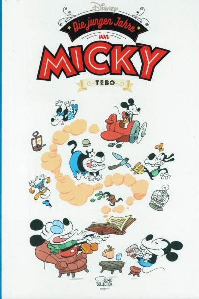 Die jungen Jahre von Micky, Ehapa