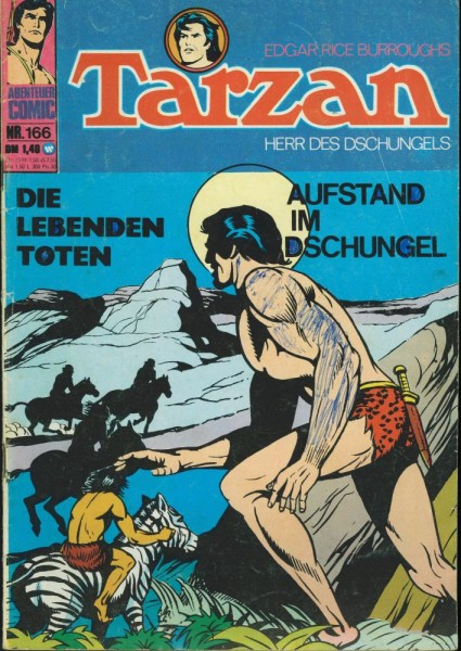Tarzan 166 (Z1-2, Sz), Williams