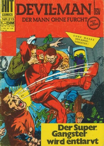 Hit Comics 213 - Devil-Man (Z1-2), bsv