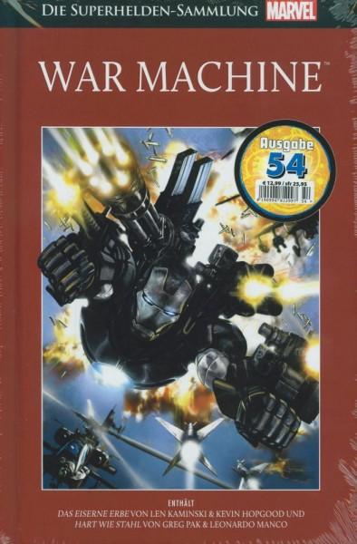 Die Marvel Superhelden-Sammlung 54 - War Machine, Panini