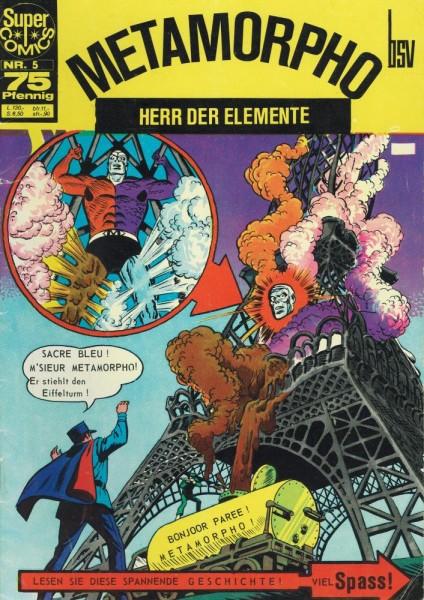 Super Comics 5 (Z1-2, SZ), bsv
