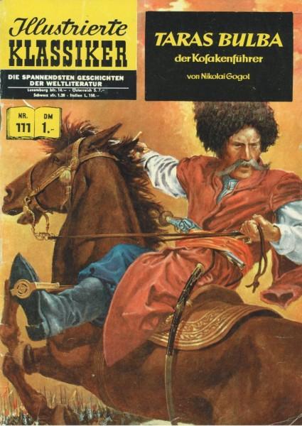Illustrierte Klassiker 111 (Z2 HLN138), bsv