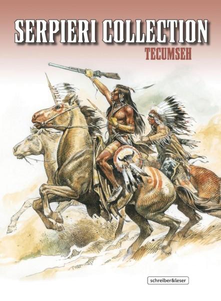 Serpieri Collection Western 4, schreiber&leser