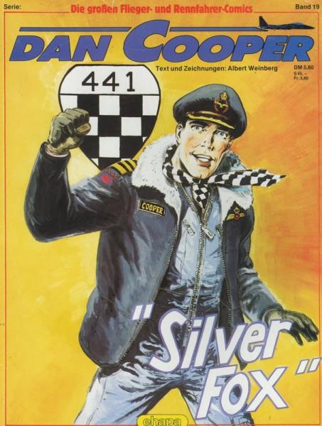 Die großen Flieger- und Rennfahrer-Comics 19 (Z1), Ehapa