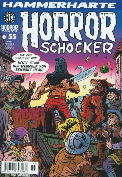 Horror Schocker 55, Weissblech