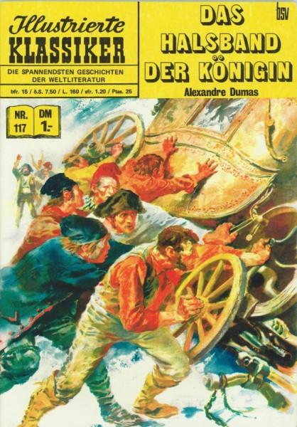 Illustrierte Klassiker 117 (Z1 GL), bsv