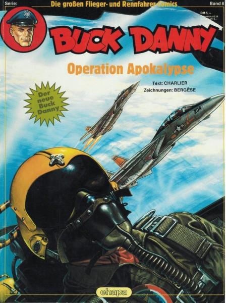 Die großen Flieger- und Rennfahrer-Comics 8 (Z1), Ehapa