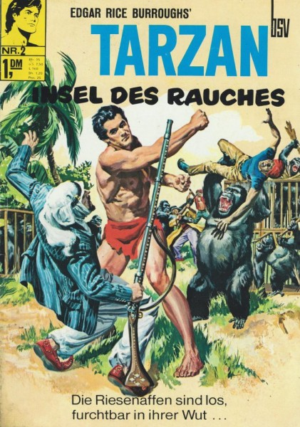 Tarzan 2 (Z2), bsv