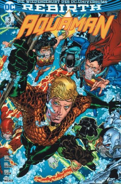 Aquaman (All New 2017) 3, Panini