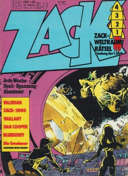 Zack 1973/35 (Z2), Koralle