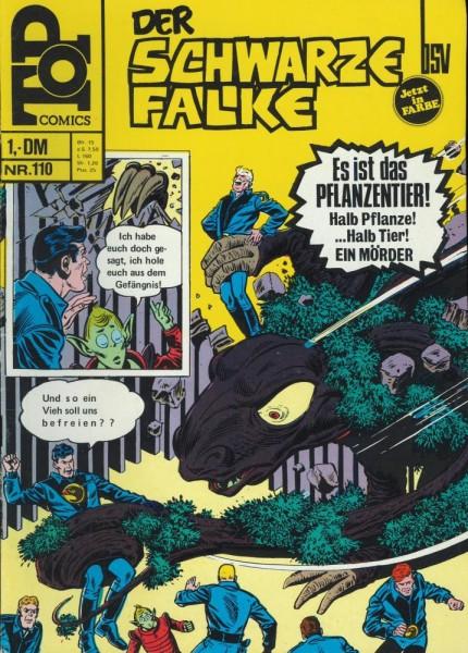Top Comics - Der schwarze Falke 110 (Z1), bsv