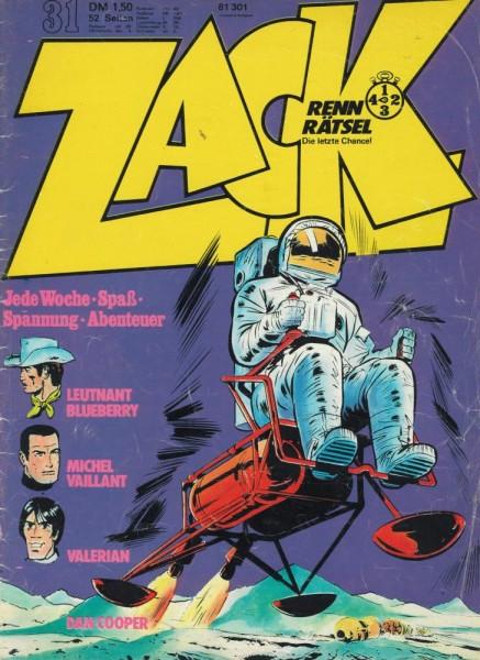 Zack 1973/31 (Z2-), Koralle