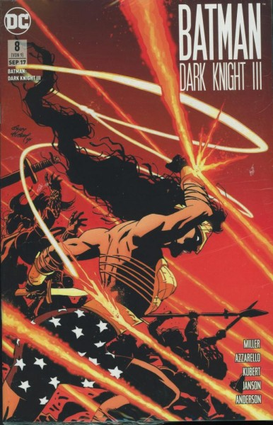 Batman - Dark Knight III 8, Panini