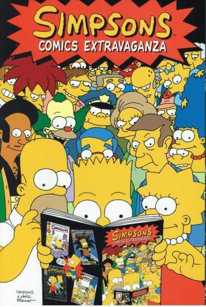 Simpsons Comic Sonderband 1 (Z0-1), Panini