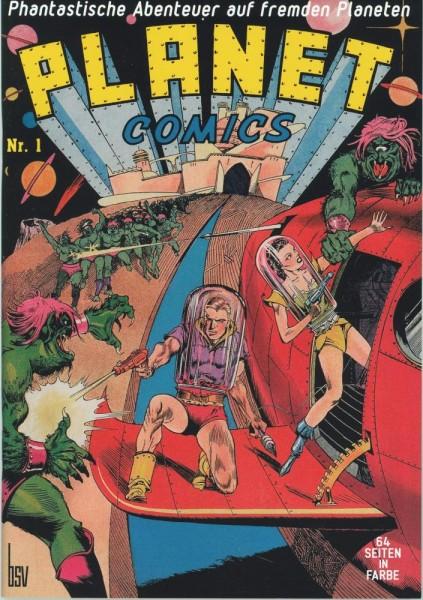 Planet Comics 1, bsv Hannover