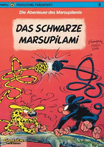 Die Abenteuer des Marsupilamis 3 (Z0), Carlsen