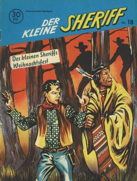 Der kleine Sheriff 18 (Z2), Mondial