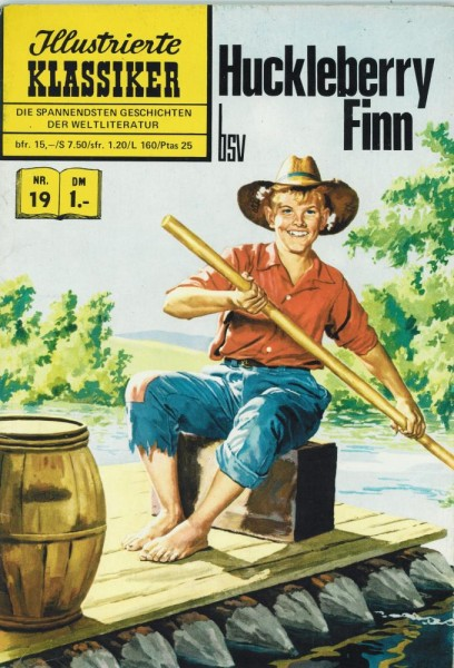 Illustrierte Klassiker 19 (Z1-2 GL), bsv