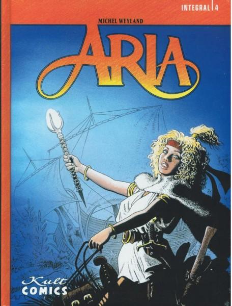 Aria Integral 4, Kult