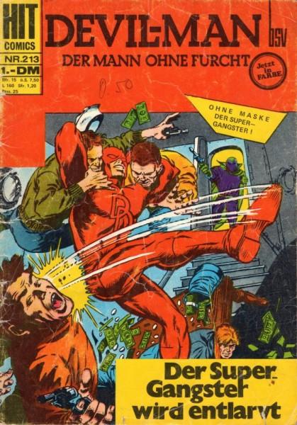 Hit Comics 213 - Devil-Man (Z3), bsv