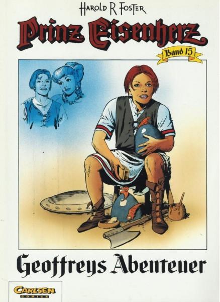 Prinz Eisenherz 15 (1. Auflage) (Z0), Carlsen
