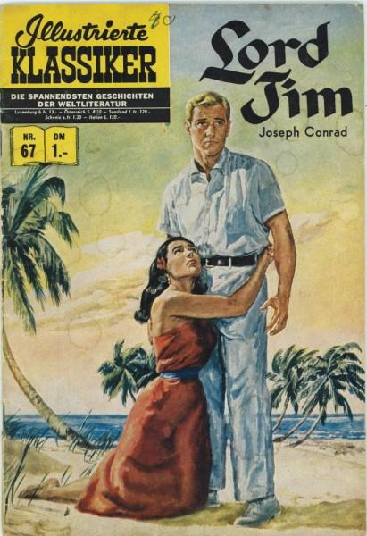 Illustrierte Klassiker 67 (Z2-2- HLN70), bsv