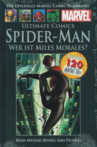 Hachette Marvel 120 - Ultimate Comics Spider-Man, Panini