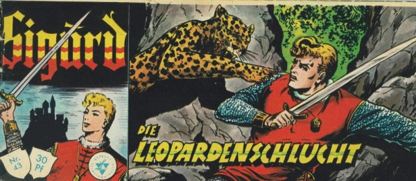 Sigurd Piccolo 43 (Z1-), Lehning