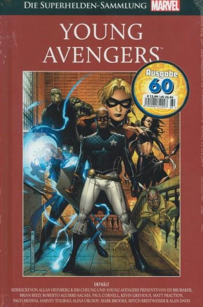 Die Marvel Superhelden-Sammlung 60 - Young Avengers, Panini