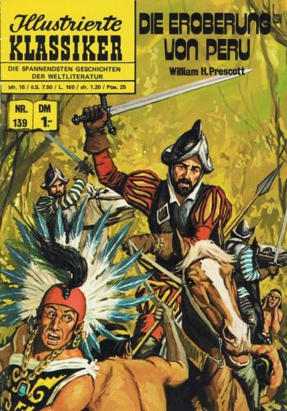Illustrierte Klassiker 139 (Z1 GL), bsv
