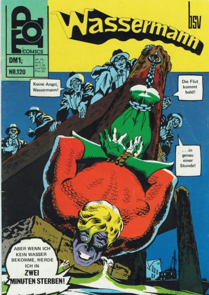 Top Comics - Wassermann 120 (Z1), bsv