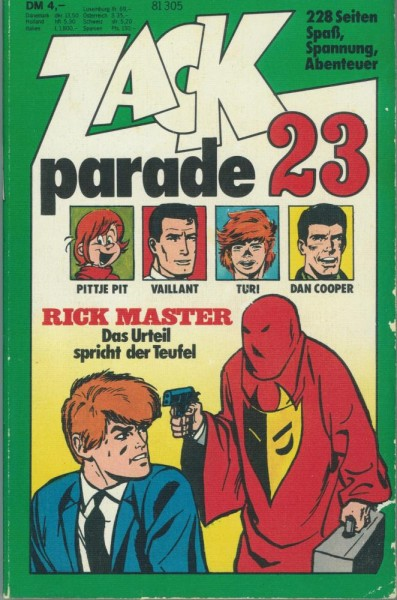Zack Parade 23 (Z1-2), Koralle